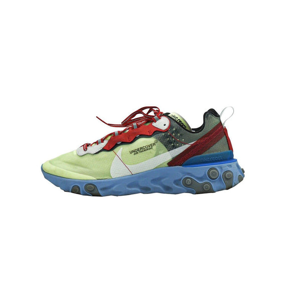 "NIKE REACT ELEMENT 87 ""UNDERCOVER VOLT""-Sneakers-Nike-US 10 / EU 44 (PRE-OWNED)-HYPESTEIN"