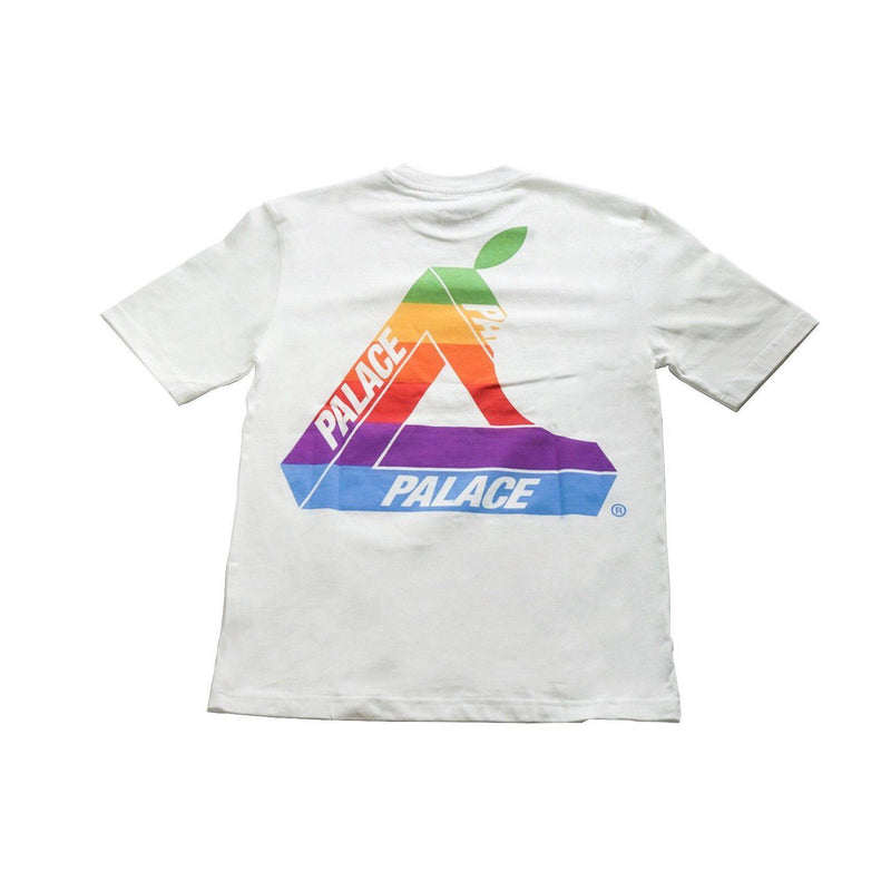PALACE JOBSWORTH T-SHIRT WHITE-T-Shirts-Palace-L-HYPESTEIN