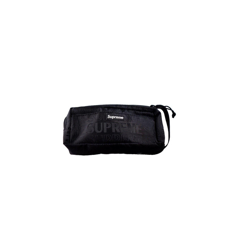 SUPREME ORGANIZER POUCH (BAG) BLACK SS 19-Accessories-Supreme-OS-HYPESTEIN