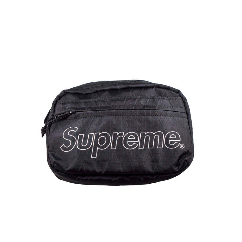 SUPREME SHOULDER BAG BLACK FW 18-Accessories-Supreme-OS-HYPESTEIN