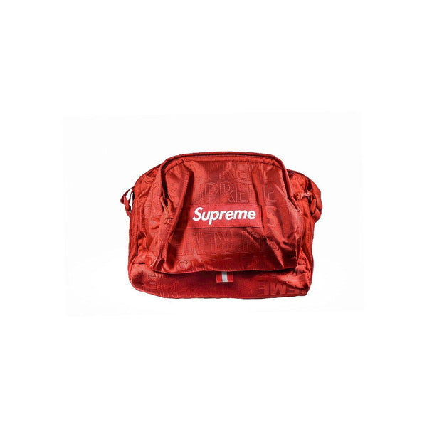 SUPREME SHOULDER BAG RED SS 19-Accessories-Supreme-OS-HYPESTEIN