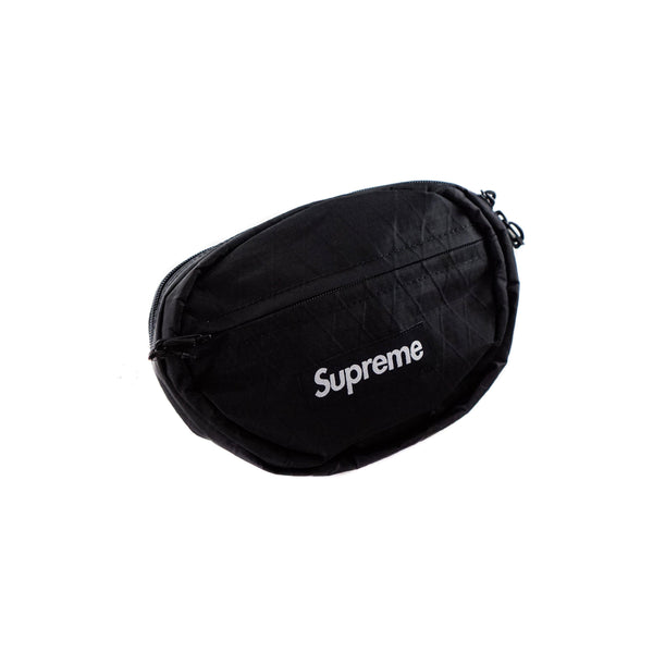 SUPREME WAIST BAG BLACK FW 18-Accessories-Supreme-OS (PRE-OWNED)-HYPESTEIN