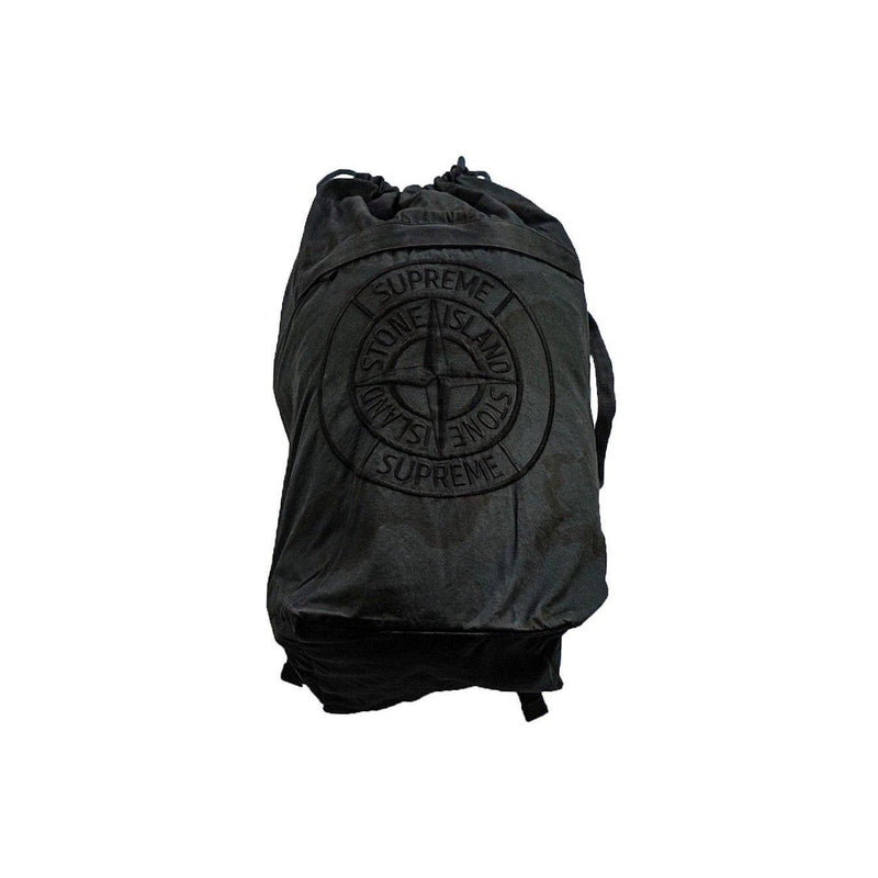 SUPREME X STONE ISLAND CAMO BACKPACK-Accessories-Supreme-OS-HYPESTEIN