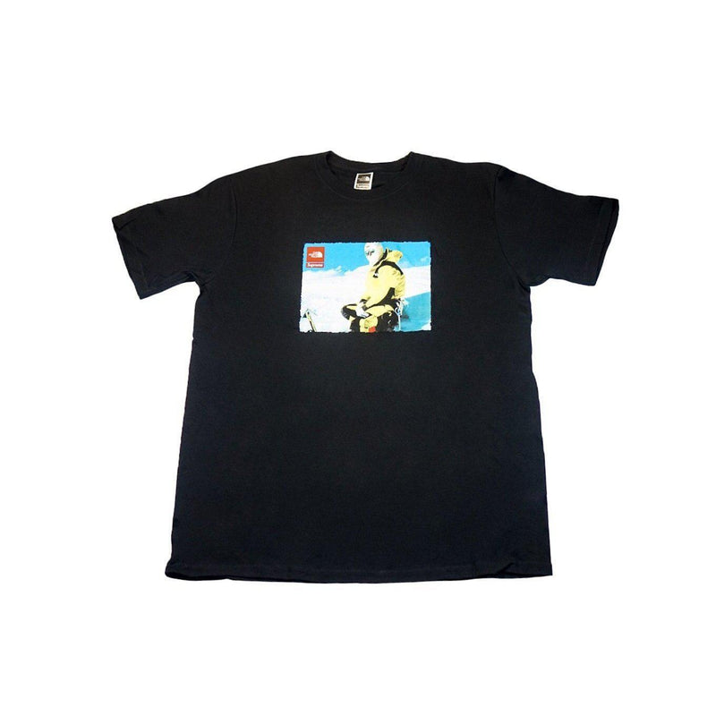 SUPREME X THE NORTH FACE PHOTO TEE BLACK-T-Shirts-Supreme-L-HYPESTEIN