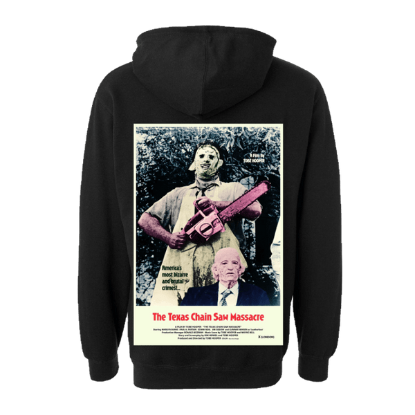 TRAVIS SCOTT TEXAS CHAINSAW MASSACRE HALLOWEEN HOODIE