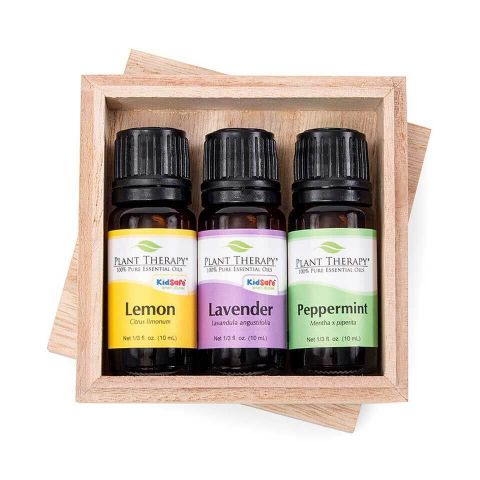 Lavender, Lemon, Peppermint Set