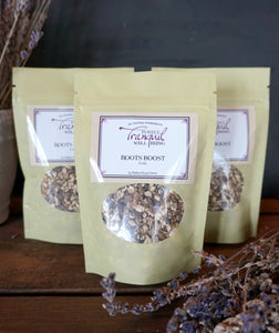 Purely Tranquil Root Boost Culinary Herbal Blend