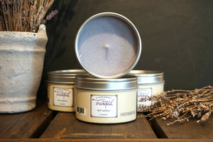 Purely Tranquil Lavender Soy Candle