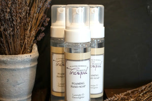 Purely Tranquil Lavender Germfighter Foaming Hand Soap