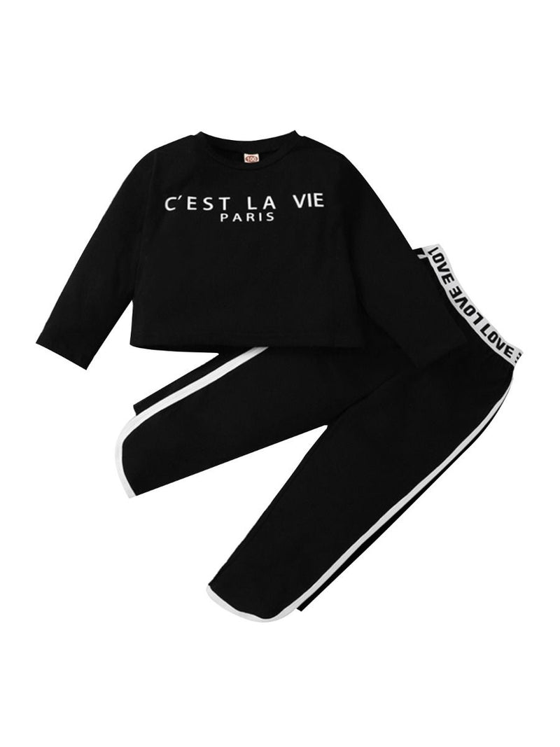 C'est La Vie (Such Is Life) 2pc Set