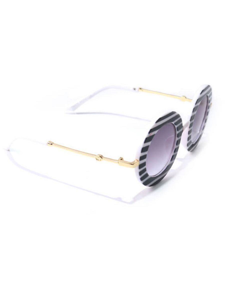 Girls Striped Sunnies
