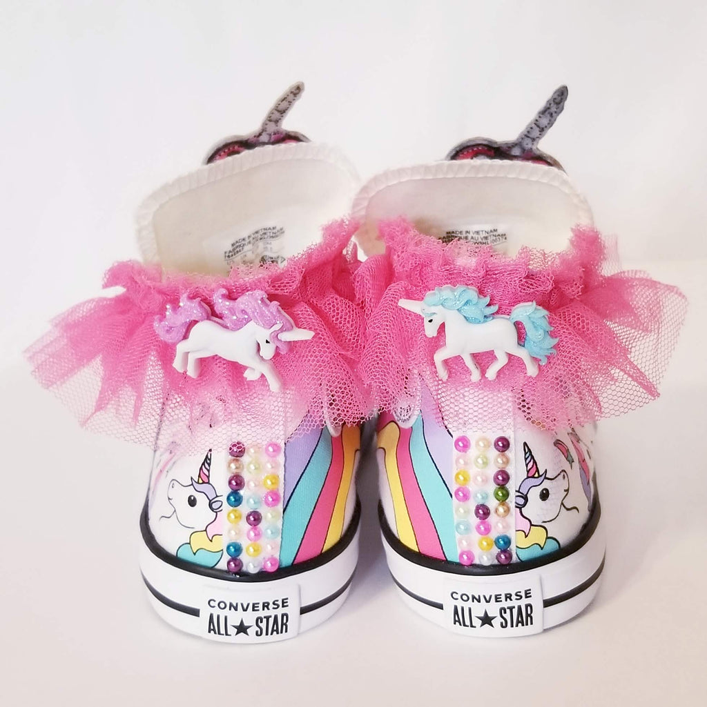 Magical Unicorn Converse