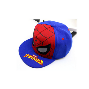 Spidey Snapbacks - 3 Colors - Add Name