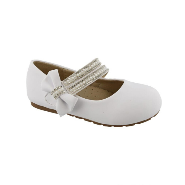 Special Occasion Dress Shoe - Infants - White