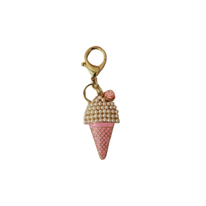 Purse Charms: Unicorns, Mermaid Tails, and Ice Cream Cones