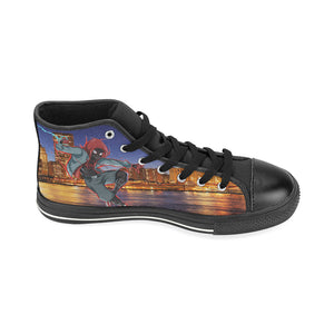SpiderBoy High Top Sneakers, Big Kids Sizes 2-6