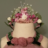 Vintage Flower Girl/Junior Bride Crown