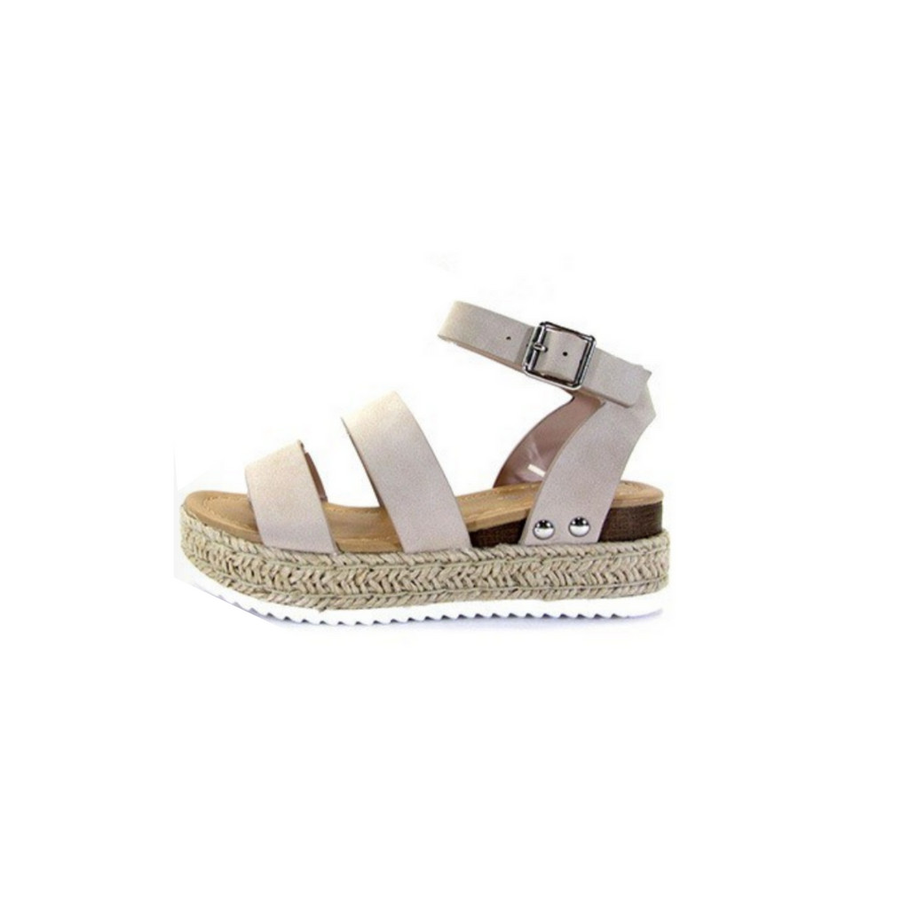 Girl's Espadrille Sandals