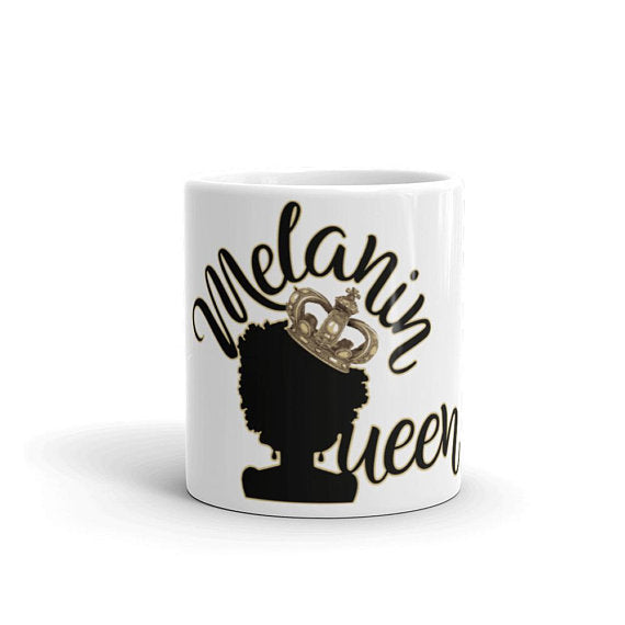 Melanin Queen Coffee Mug