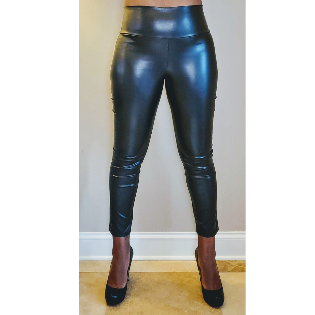 Mommy's High Waist Liquid Leggings