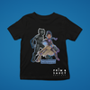 Youth T'Challa and Shuri Wakanda Forever Tees