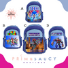 Custom BackPacks - Front Only - 4 Colors - Many Characters