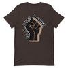 Black Pride Short-Sleeve Unisex T-Shirt