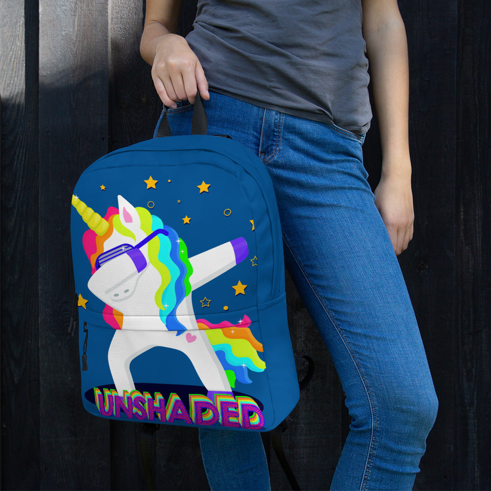 Unshaded Unicorn Backpack