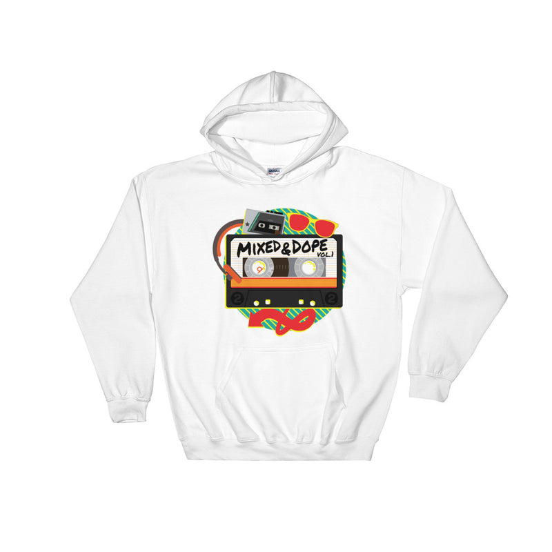 Mixed and Dope Hoodie