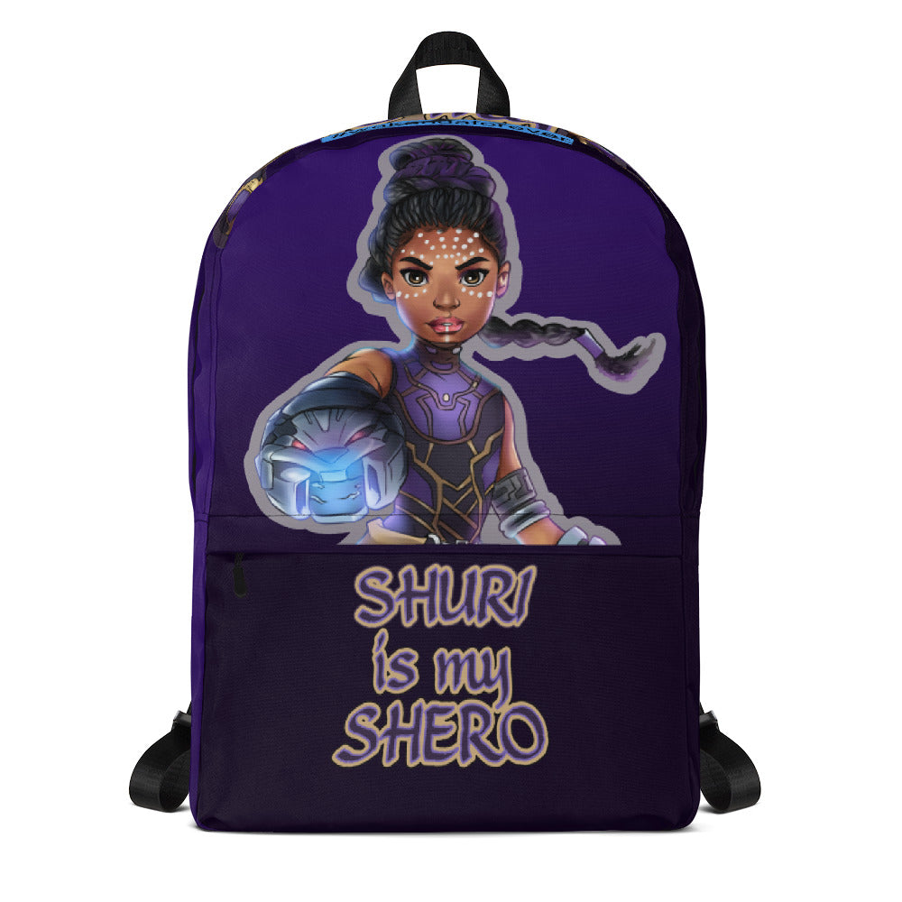 Princess Shuri Backpack - Black Panther - Young Girls