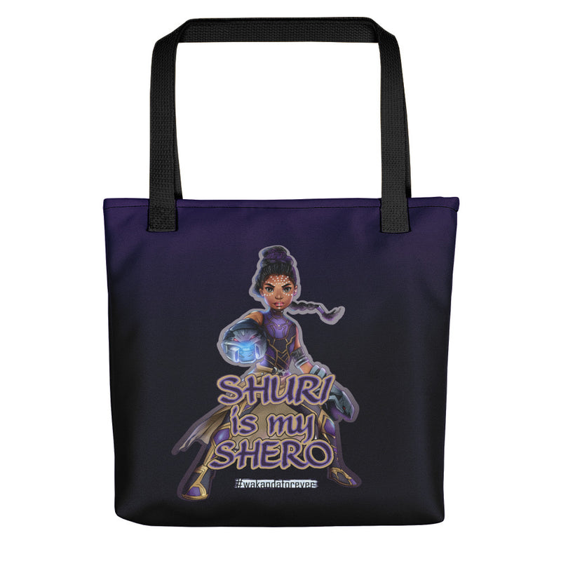 Shuri is My Shero Tote bag