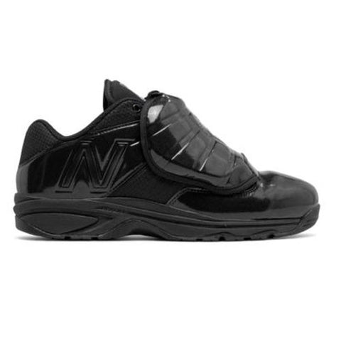 NEW BALANCE 460V3 LOW CUT ALL BLACK UMPIRE PLATE SHOE