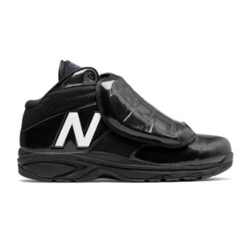 "NEW BALANCE 460V3 WHITE ""N"" MID CUT UMPIRE PLATE SHOE"