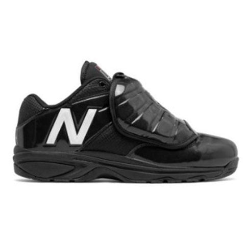 "NEW BALANCE 460V3 WHITE N LOW CUT WHITE ""N"" UMPIRE PLATE SHOE"