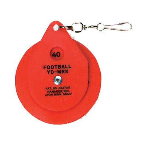 FOOTBALL DIAL CHAIN CLIP