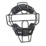 DIAMOND ULTRA-LITE UMPIRE MASK - BLACK OR SILVER