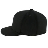RICHARDSON 6 STITCH PULSE FABRIC HAT - BLACK OR NAVY