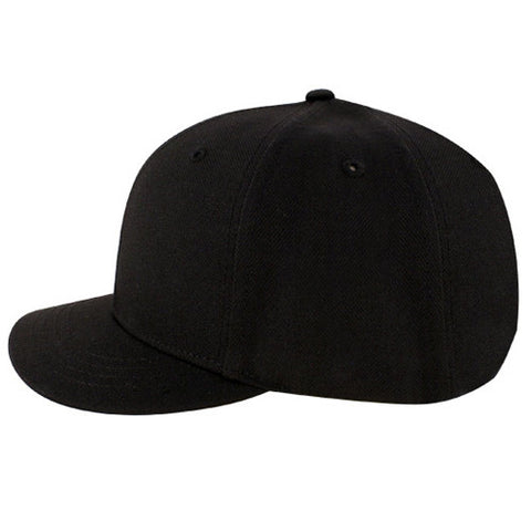 RICHARDSON 4 STITCH PULSE FABRIC HAT - BLACK OR NAVY