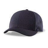 RICHARDSON 4 STITCH FLEX-FIT HAT - BLACK OR NAVY