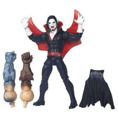 Amazing Spider-Man Marvel Legends Morbius Action Figure - geektoysuk