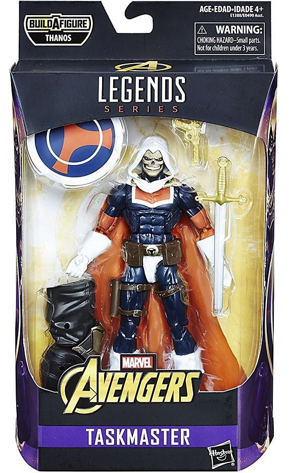 Avengers Infinity War Marvel Legends 6-Inch Action Figures Task Master - geektoysuk