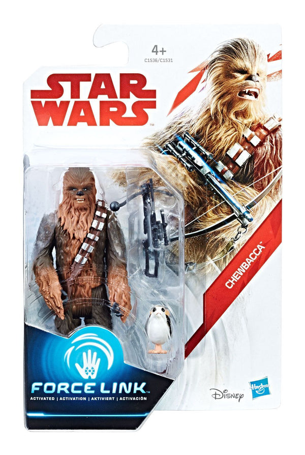Star Wars Force Link Action Figure 10cm Chewbacca