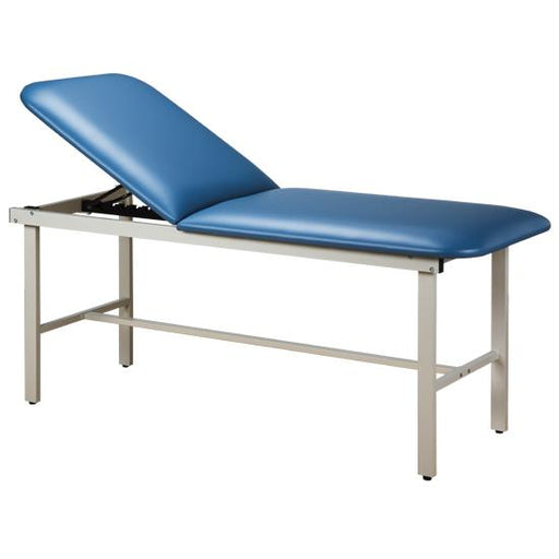 "Treatment Table 3010 Alpha Series w/H-Brace; 27"" or 30"" width by Clinton Industries - MedStockUSA.com"