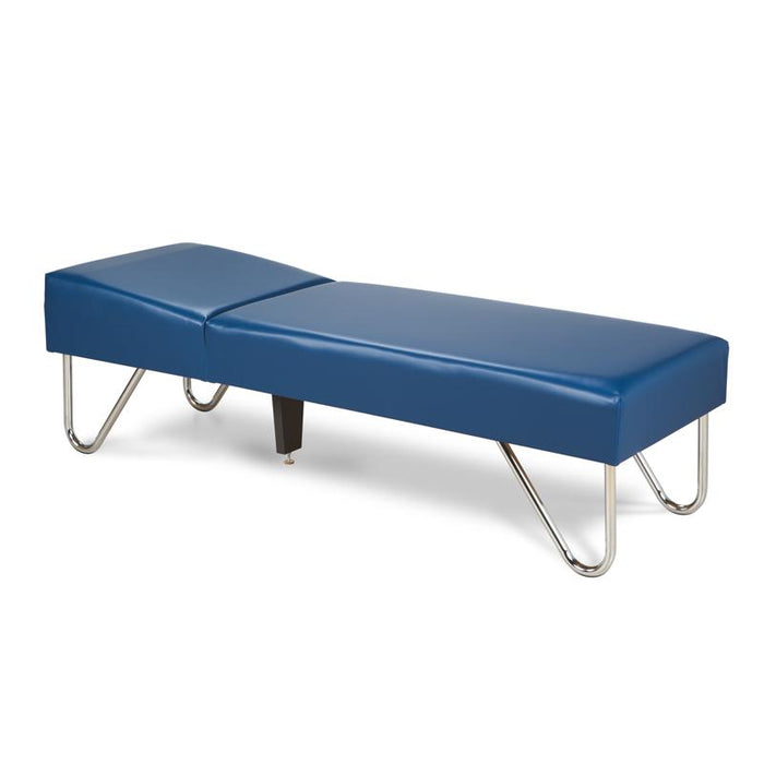 "Recovery Couch w/Chrome Legs; 24"" or 27"" width by Clinton Industries - MedStockUSA.com"