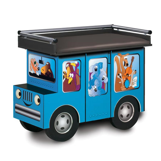 Outback Buggy & Aussie Animal Pals Pediatric Treatment Table by Clinton Industries - MedStockUSA.com
