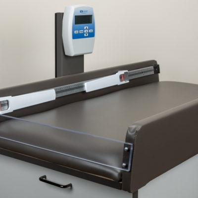 Pediatric Scale & Treatment Table 7820 by Clinton Industries - MedStockUSA.com