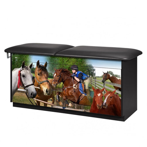 Equestrian Pediatric Treatment Table by Clinton Industries - MedStockUSA.com