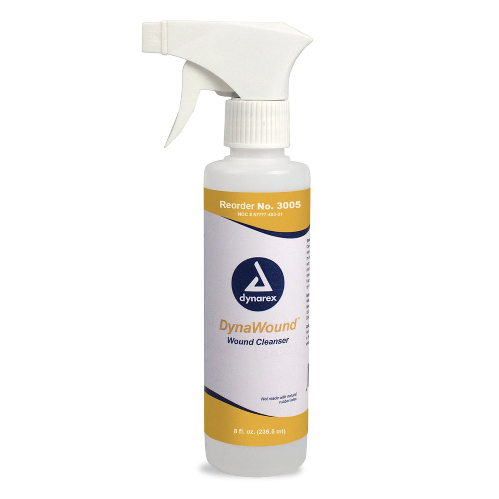 DynaWound Wound Cleanser Spray - 8oz (24/cs) by Dynarex - MedStockUSA.com