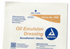 "Oil Emulsion Dressing 3"" x 8"" (24/Box) by Dynarex - MedStockUSA.com"