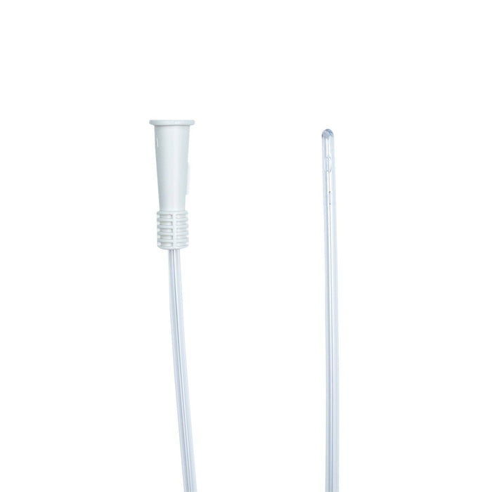 Intermittent Catheter Female - 12FR- White (50/cs) by Dynarex - MedStockUSA.com